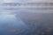 Stock Image :  Diep Meer in Mist