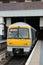 Stock Image : Dmu train at Snow Hill station, Birmingham
