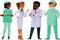 Stock Image : Doctors