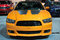 Stock Image : Dodge Charger SRT8 Super Bee car on display at the LA Auto Show.