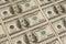Stock Image : Dollar bank note money background