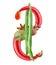 Stock Image : Dollar sign