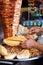 Stock Image : Doner kebab