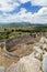 Stock Image :  Doniosły okrąg A w Mycenae, Peloponnese, Grecja