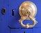 Stock Image : Door knocker