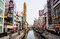Stock Image : Dotonbori shopping center, Osaka, Japan 1