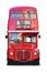 Stock Image : Double decker bus