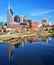 Stock Image : Downtown Nashville