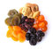Stock Image : Dried fruits