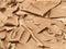 Stock Image : Dried Mud