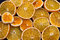 Stock Image : Dried Orange Slices