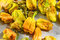 Stock Image : Dried peppers