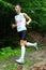 Stock Image : Duatlon Tara Barsei - Running