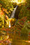 Stock Image : Dugger Creek falls