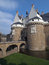 Stock Image :  dukes Франция nantes замока brittany