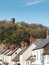 Stock Image : Dunster Village & Conygar Tower, Somerset