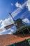Stock Image : Dutch windmill