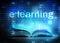 Stock Image : E learning
