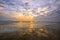 Stock Image : East Coast Sunrise