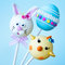 Stock Image : Easter cake pops