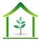 Stock Image : Eco home
