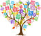 Stock Image : Education tree