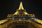 Stock Image : Eiffel Tower Light Show
