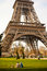Stock Image : Eiffel
