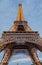 Stock Image : The Eiffel Tower Paris Night