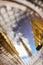 Stock Image : Eiffel Tower Reflection