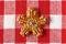 Stock Image :  Eigengemaakt de peperkoekkoekje van Kerstmis