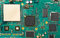 Stock Image : Electronic circuit board
