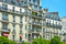 Stock Image : Elegant Parisian Apartment Buildings
