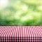 Stock Image : Empty table