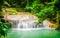 Stock Image : Erawan waterfall