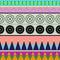 Stock Image : Ethnic_colors