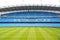 Stock Image : Etihad football stadium