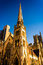 Stock Image : Evening light on Arch Street Methodist Episcopal Church in Phila