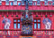 Stock Image : Facade of Rathaus, Basel, Switzerland