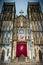 Stock Image : Fachada del santo Joseph Cathedral, Hanoi, Vietnam.