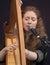 Stock Image : Fairport's Cropredy Convention 2014 - Mischa MacPherson Trio