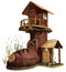 Stock Image : Fairy boot house