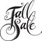 Stock Image : Fall Sale