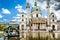 Stock Image : Famous Saint Charles's Church (Wiener Karlskirche) in Vienna, Austria