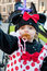 Stock Image : Fancydress of minnie