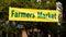 Stock Image : Farmers Market Banner