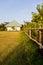 Stock Image : Fence