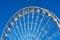 Stock Image : Ferris wheel