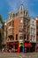 Stock Image : Festive decorated Amsterdam
