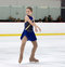 Stock Image : Figure Skater